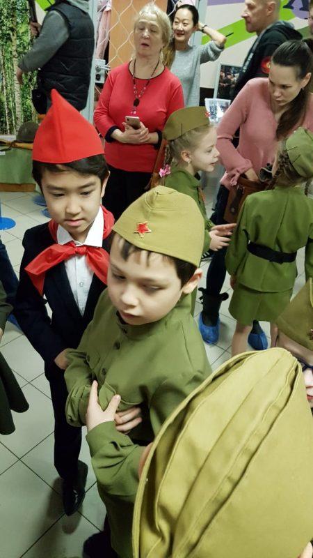 Межрайонный Фестиваль школьных музеев « ШАГИ ИСТОРИИ»