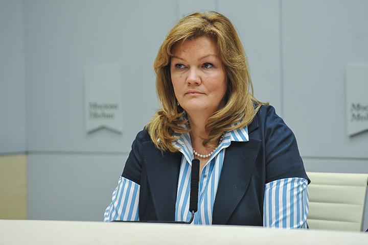 Ольга Ярославская, уполномоченный по правам ребенка в городе Москве