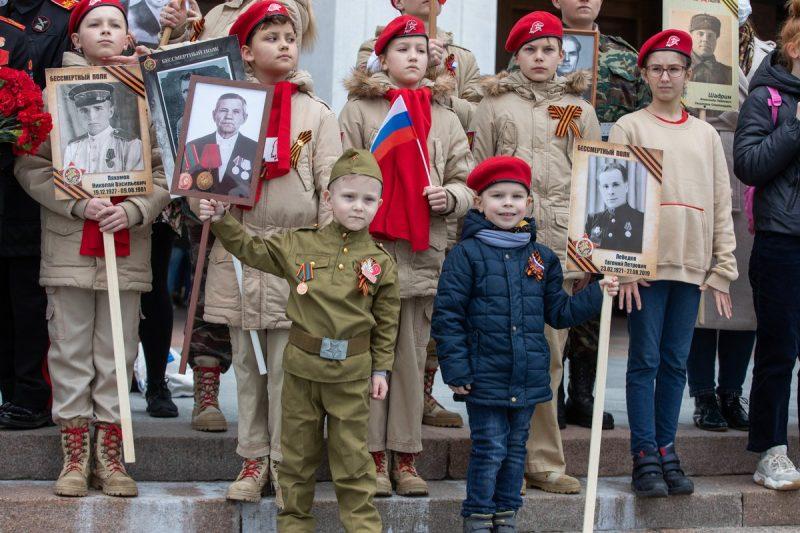 Яркий праздник подарил гостям 9 мая Музей Победы
