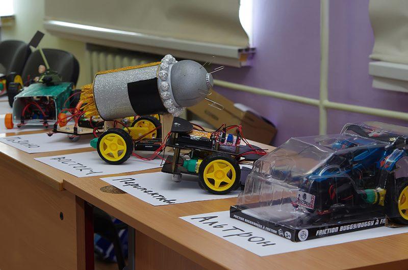 "Финал Инженерного интерактивного конкурса-марафона ""РоботСАМ-2021"""