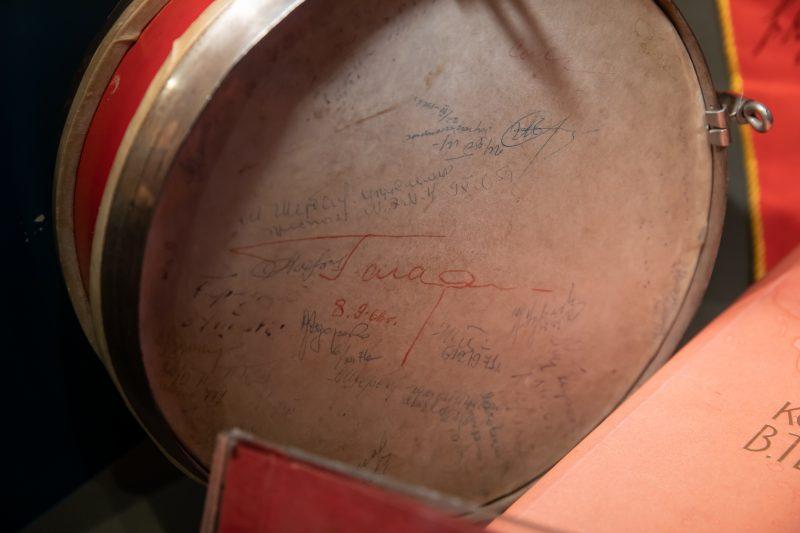 В Музее Победы открылась выставка об истории пионерского движения