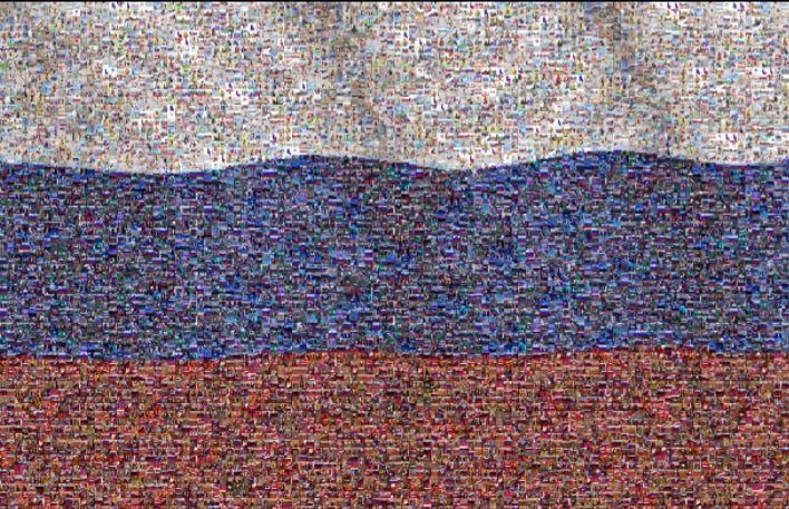 """Музей Победы запустил онлайн-акцию """"Цвета российского флага"""""""