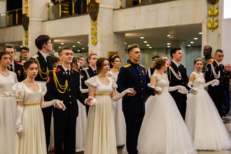 Московские кадеты станут участниками танцевальной реконструкции в Музее Победы