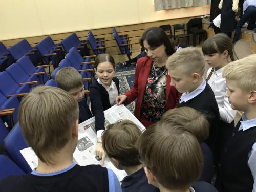 Фото Захарова Т.И.  ГБОУ Школа №1329